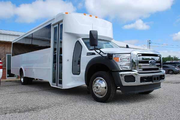 22 Passenger party bus rental jacksonville