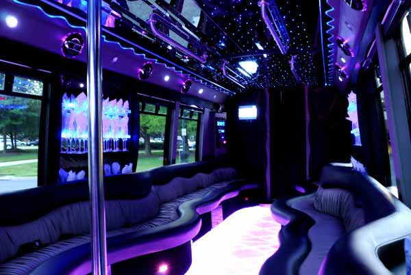 22 people party bus jacksonville