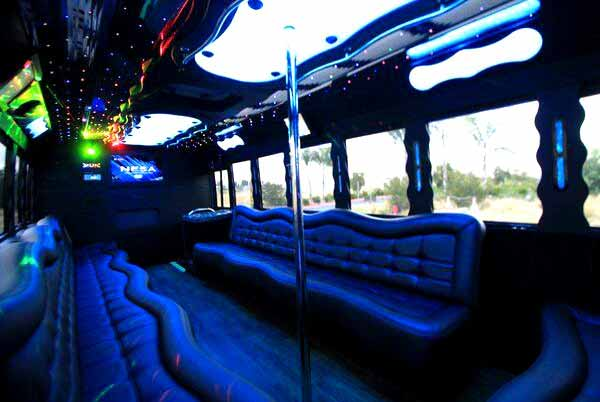 40 people party bus jacksonville