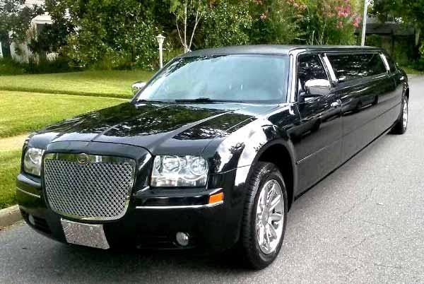 Chrysler 300 limo jacksonville
