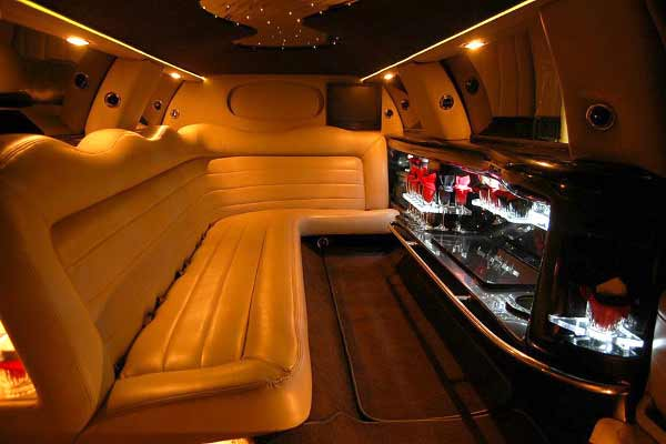 Lincoln limo party rental jacksonville