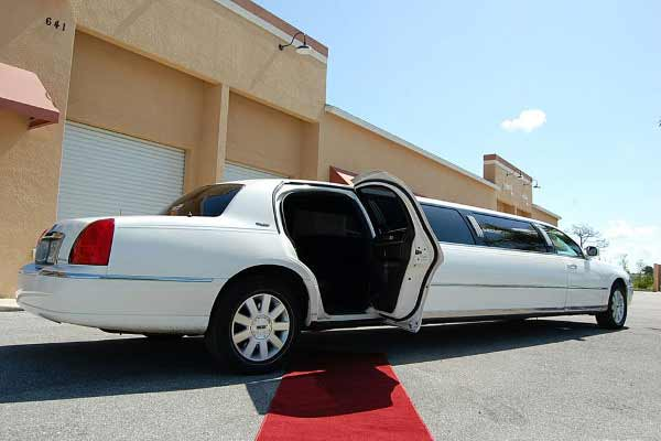 lincoln stretch limousine jacksonville