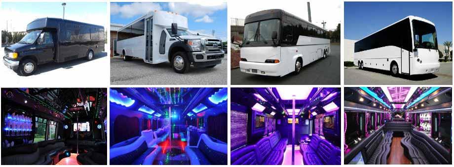 Bachelorete Parties Party Buses Jacksonville