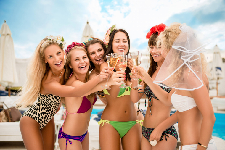 Bachelorette Party Bus Limo Jacksonville