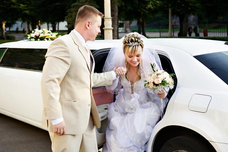 Wedding Transportation Limo Service Jacksonville